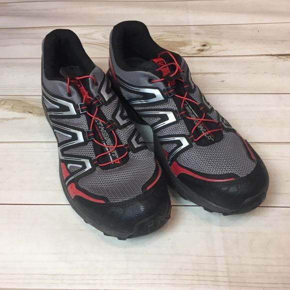 new product 9242e 71b39 Men s Salomon Tennis Shoes XT HORNET size 11. M 5a7097726bf5a6809109fd76